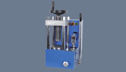 我公司推出JDP系列一体式电动粉末压片机